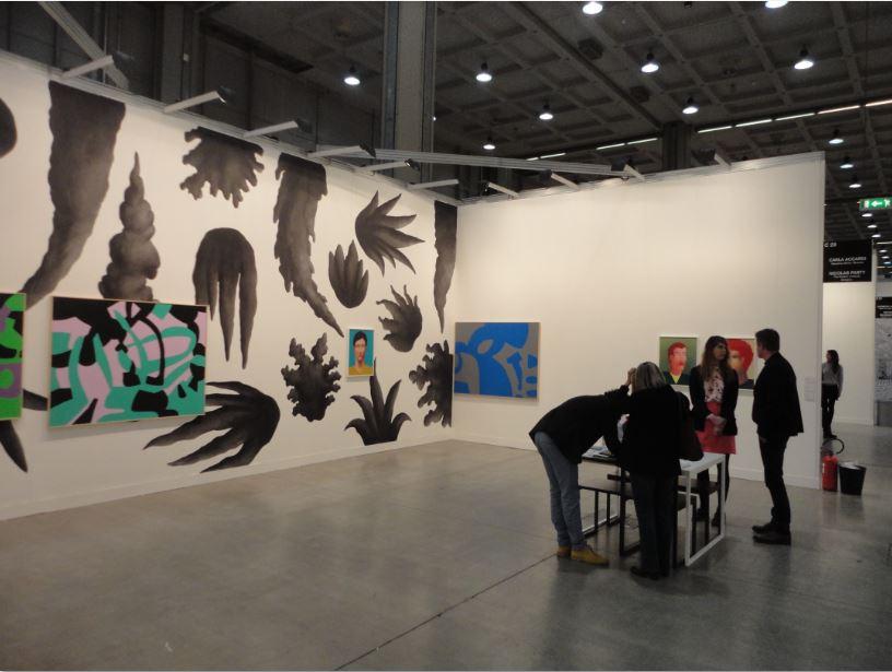 THENnow, Carla Accardi, galleria Massimo Minini, Brescia; Nicolas Party, The Modern Institute, Glasgow, MyTemplArt Magazine