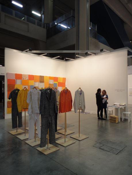 MiArt 2014, Conflux section, Gaspar Libedinsky, Praxis, Buenos Aires - New York