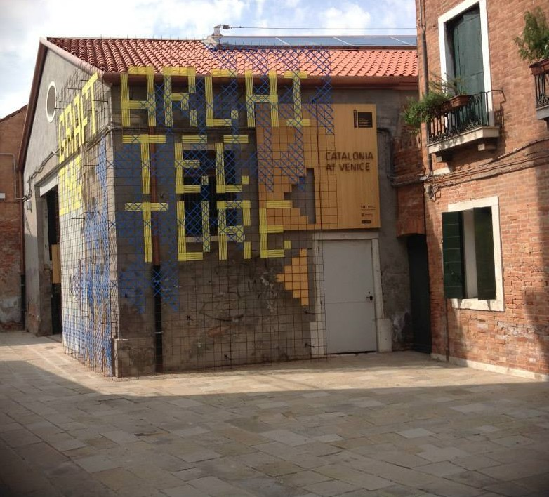 Grafting Architecture. Catalonia at Venice