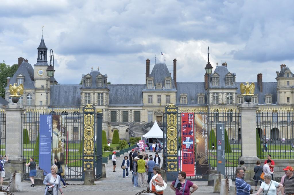 Fourth Festival de l'Histoire de l'Art in Fontainebleau