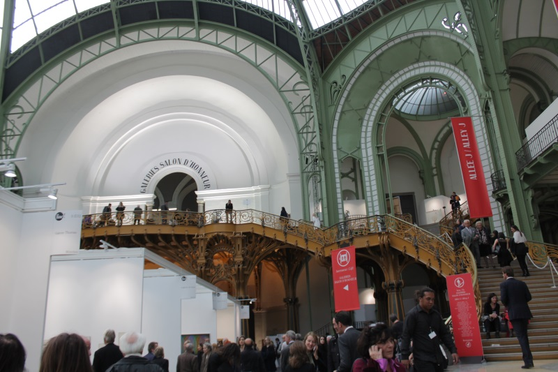 Fiac paris 2014 for Salon d honneur grand palais
