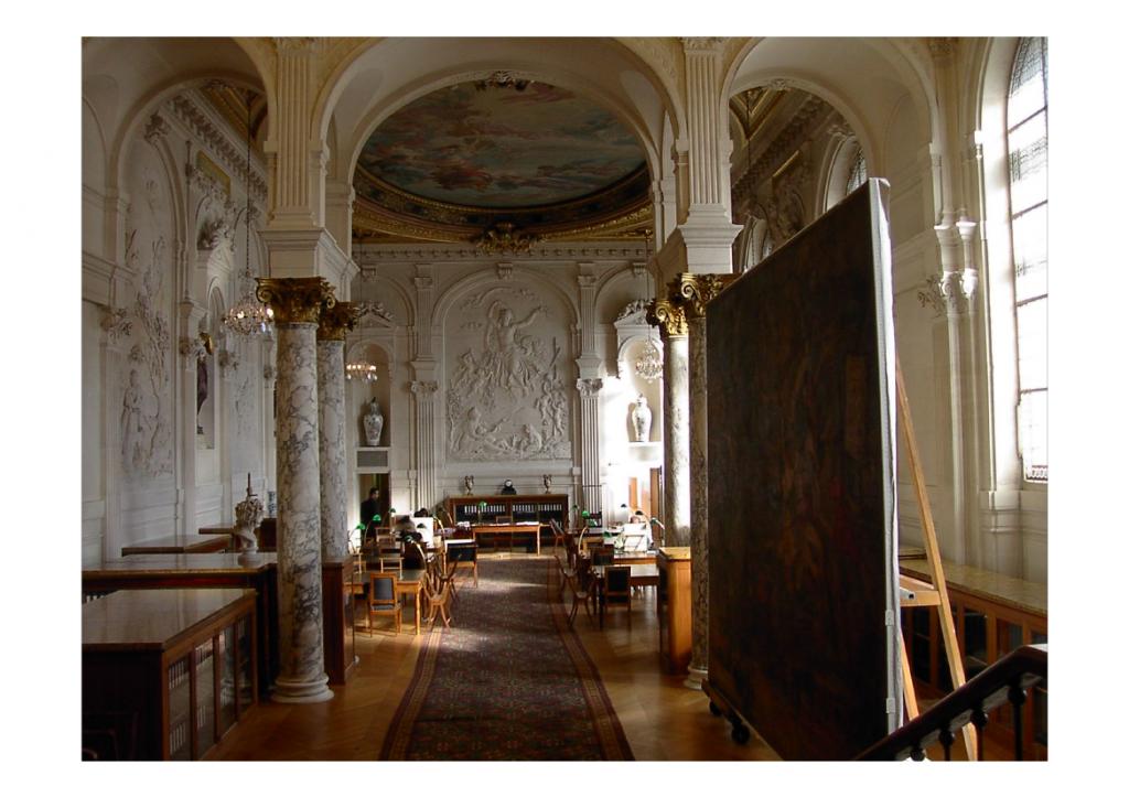 Gabinetto dei disegni Museo del Louvre