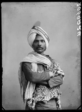 Mussa Bhia (1890), Courtesy Hulton ArchiveGetty