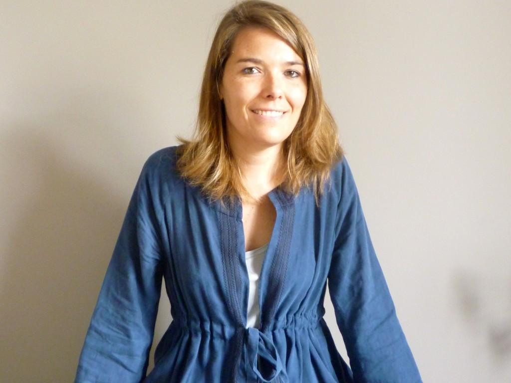 Cristina Baldacci, ritratto