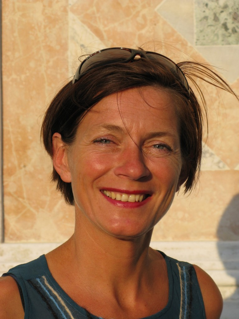 Krien Clevis, artista e ricercatrice olandese