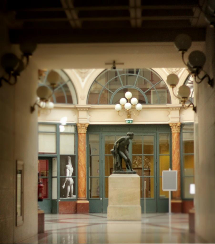 INHA Galerie Colbert ©Sara Rania