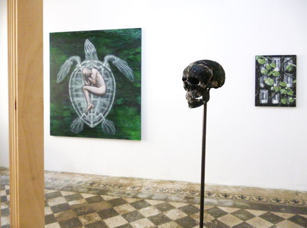 Katalys, installation view, courtesy the artist