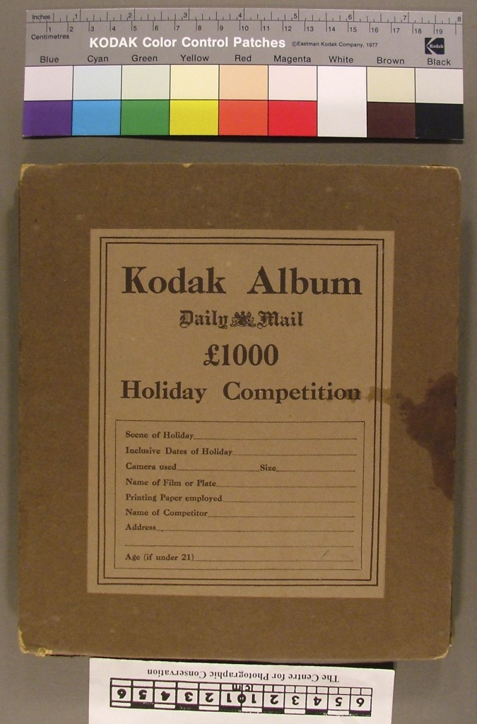 From www.cpc-moor.com. Kodak Album