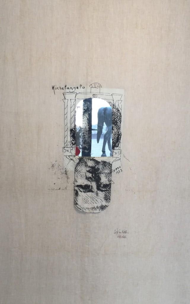 Michelangelo Pistoletto, L'arte assume la religione, 1973-1980, Mart, Collezione Domenico Talamoni