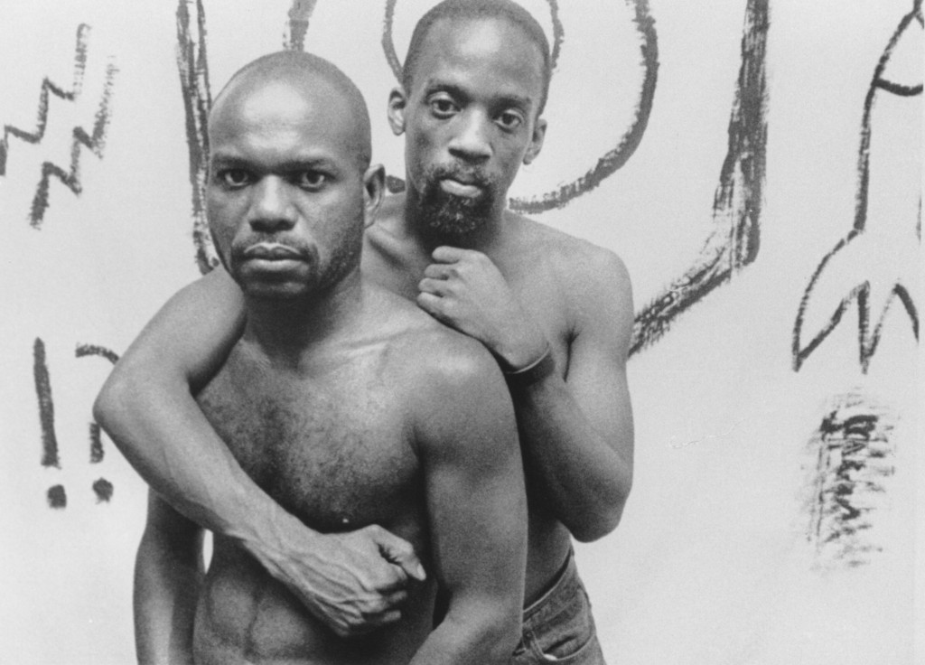 Tongues Untied by Marlon Riggs, Courtesy MOCA, Los Angeles