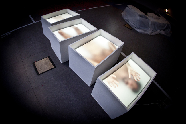 Matteo Suffriti, Naked Box, 2013