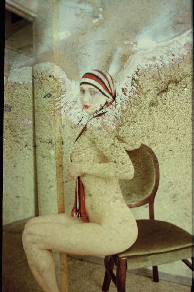 Senza titolo, dalla serie Superimpositions, 1968–75 © Boris Mikhailov