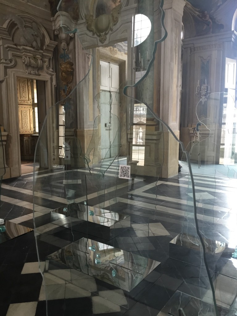 Vita, 200 stories through the glass, 2014-2015. Villa della Regina, Torino. Courtesy dell'artista.