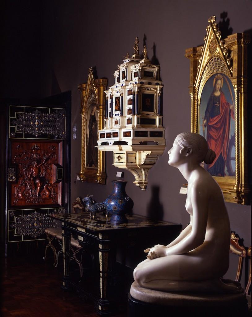 Sala Nera, © Milano Museo Poldi Pezzoli